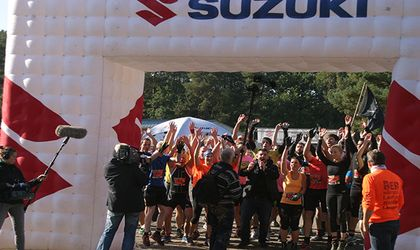 Suzuki Lake Run 2015